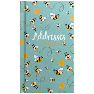 Bee Pocket Address Book, Stationery, Brand New