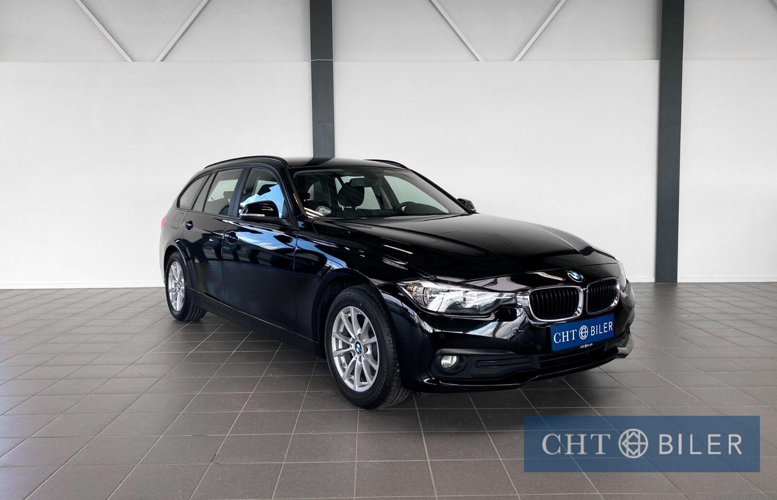 BMW 320d 2,0 Touring aut. 5d - 234.900 kr.