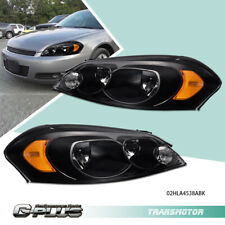 Fit For 2006 2016 Chevy Impala Limited Amber Corner Headlight Head Lamps Fits 2006 Impala