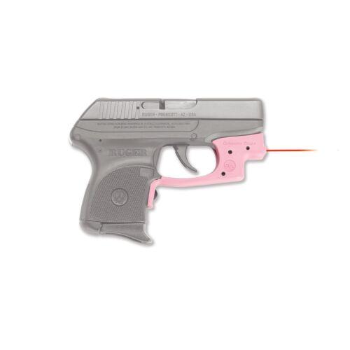 Crimson Trace Pink Laserguard Red Laser for Ruger LCP LG-431 Pink