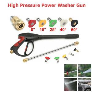 4000PSI-High-Pressure-Spray-Gun-Washer-Gun-for-Simpson-Excell-Generac-Stratton