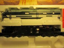 HO SCALE PROTO 2000 EMD E7 WABASH DIESEL LOCOMOTIVE #1001 W/MARS LIGHT MIB