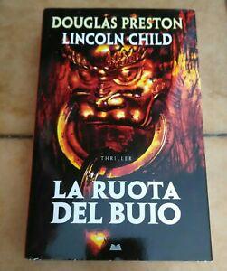 Libro-LA-RUOTA-DEL-BUIO-di-Douglas-Preston-e-Lincoln-Child