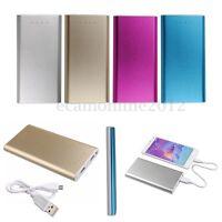 Universel 30000mAh LED USB Portable Externe Batterie Chargeur Secours Power Bank