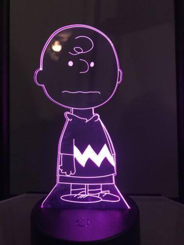 Charlie Brown nightlight Peanuts