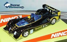 Ninco 50525 Acura LMP XM Lightning Pro Race Slot Car 1/32