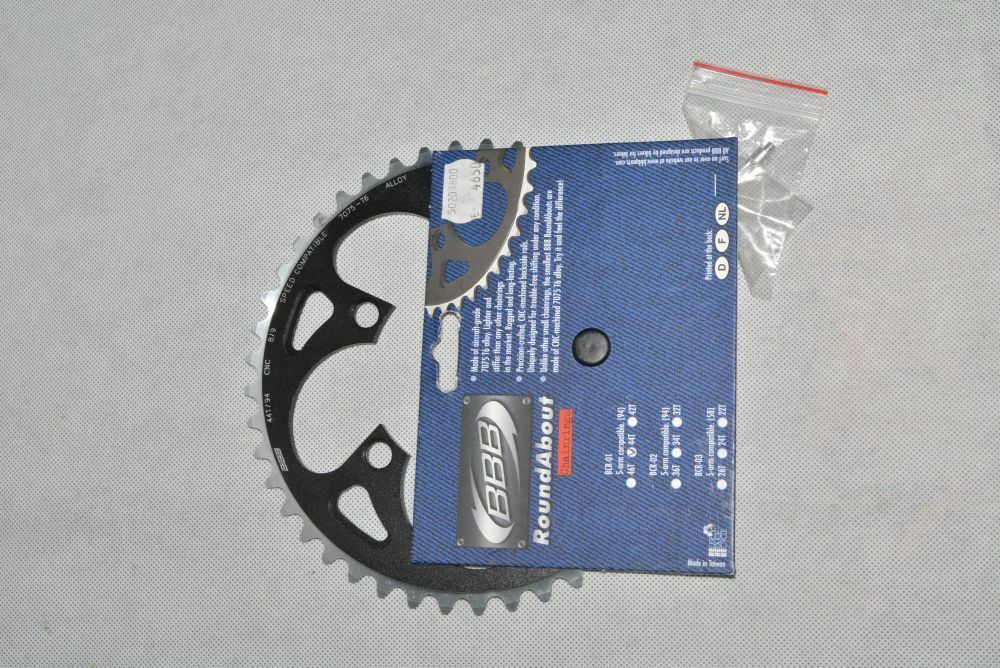 BBB BCR-01 chainring     44t    BCD 94 NOS  online retailers