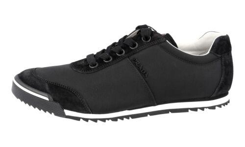 6 40 Nuovo Sneaker Black Nuovo 40 Shoes 4e2834 5 Prada Luxury qg6znH0CC