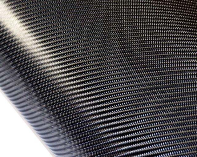 New 4D Real Look Carbon Fibre Vinyl Wrap Roll Bubble Free Black All Sizes