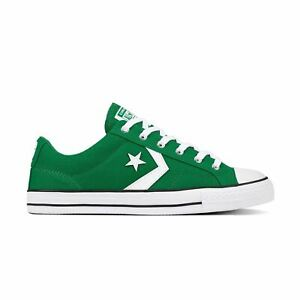 converse scarpe verde