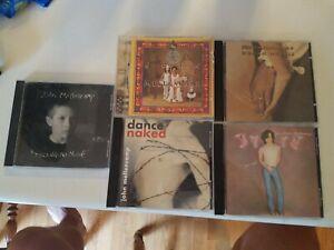 JOHN MELLENCAMP (7) CD LOT- Music CD Uh-Huh/Scarecrow/Mr