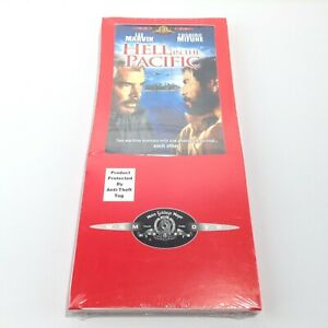 NEW SEALED - HELL IN THE PACIFIC  1968 (DVD, 2004) Lee Marvin, Out of Print OOP
