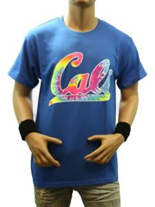 ee8024471 Image is loading Graphic-T-Shirt-CALI-CALIFORNIA-Printed-Fashion-Casual-