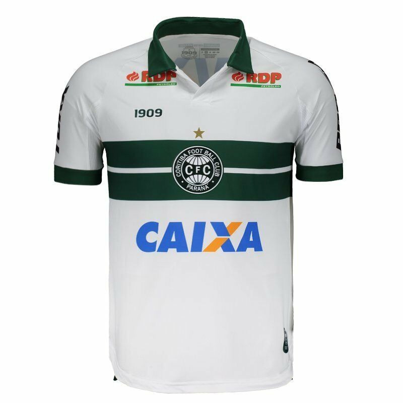 Coritiba Home Football Soccer Maglia Jersey Shirt 2018 2019 - 1909 Brazil