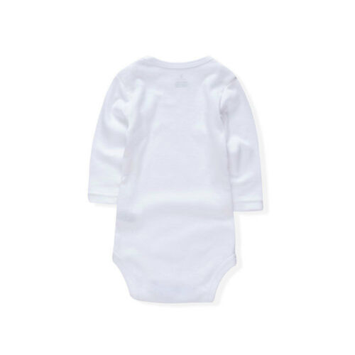 100/% Cotton Infant Newborn Baby Girl Boy Romper Jumpsuit Bodysuit Outfit Clothes