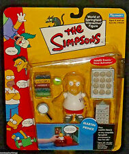 The Simpsons Action Figure MARTIN PRINCE Playmates Vtg 2001