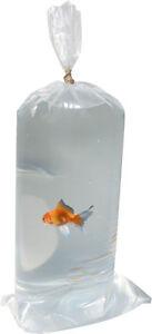 Image Is Loading 300 Heavy Duty Aquarium Fish Plastic Bags 8