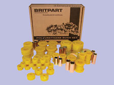 Range Rover P38 Yellow Polyurethane Bush Kit  DC7007