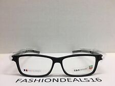 d7050f0030e item 7 New Tag Heuer w TAGS 7604 Track S Black TH7604 007 56mm Eyeglasses  -New Tag Heuer w TAGS 7604 Track S Black TH7604 007 56mm Eyeglasses