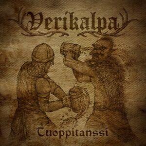 VERIKALPA-Tuoppitanssi-CD