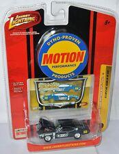 Classic Gold - 1971 BALDWIN MOTION OLDSMOBILE 442 - 1:64 Johnny Lightning