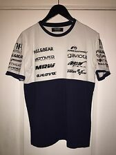 2017 TEAM ISSUE ASPAR DUCATI MOTOGP T-SHIRT. SIZE SMALL.