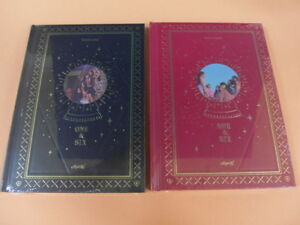 APINK - One & Six (One+Six Ver.) CD SET w/2Booklet+2Photocard+TWO Unfold POSTER