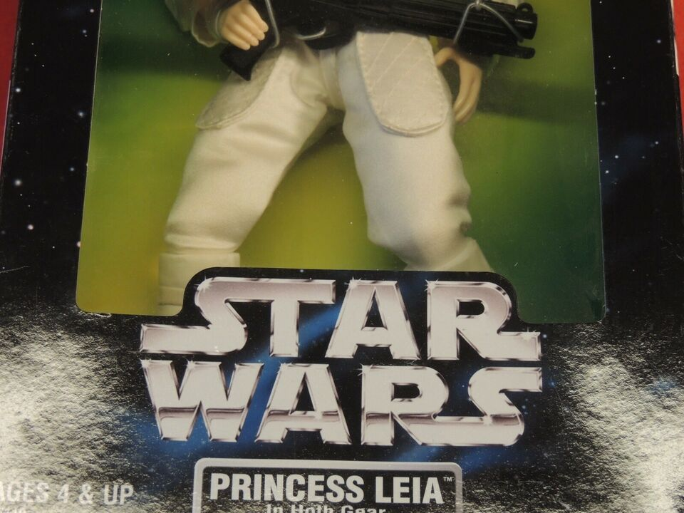 STAR WARS-PRINCESS LEIA, HASBRO, 27 CM (1998)