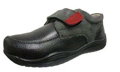 Star S14Velcro Boys/' Denim Hook /& Loop Sneakers