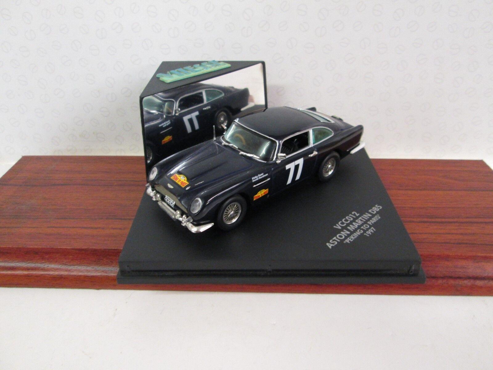 VITESSE. Aston Martin DB5. Dark bluee. Ltd Ed. 1997. 1 43. VCC012