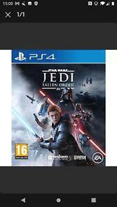 Jeu Ps4 Star Wars Jedi Fallen Order