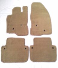 Volvo S80 4 Piece Custom Fit Floor Mat Set Fits 1999-2006 Grommets on all 4 Mats