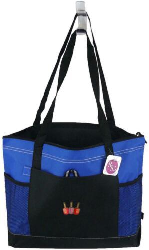 Лак для ногтей монограмма сумка синяя на молнии сумка Gemline салон красоты Tech Школьный подарок