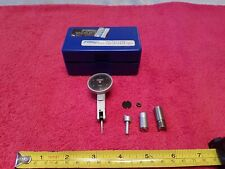 Fowler Dial Test Indicator 0005 With Case And 3 Contact Points 52 562 778