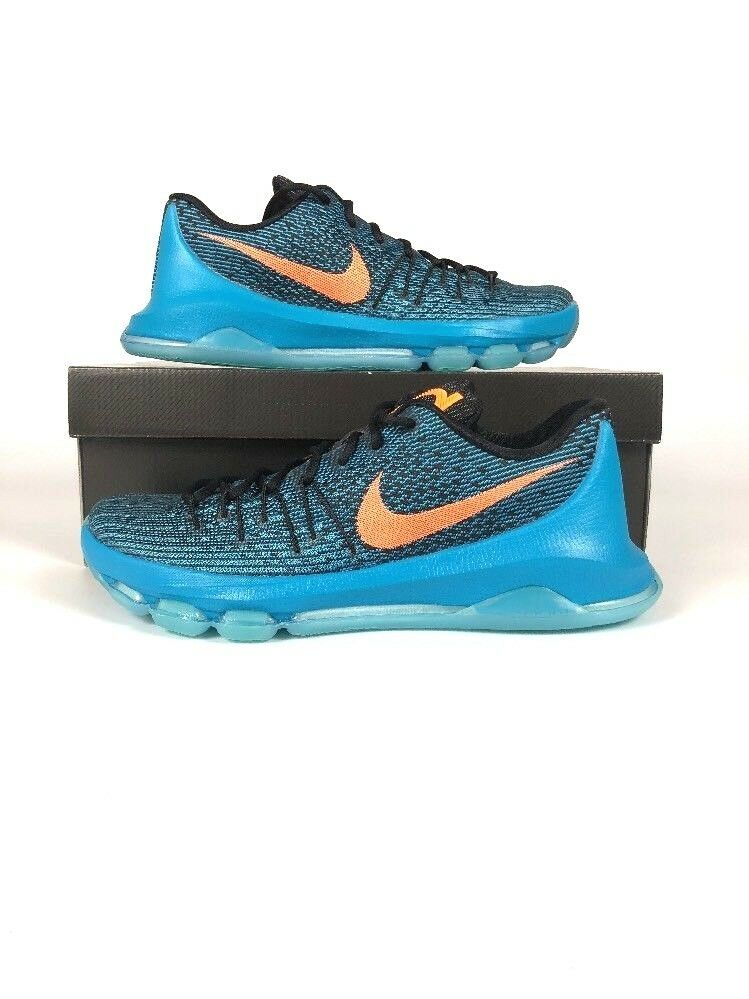 Nike Men's KD8 Sneakers Basketball Shoes sneakers 49375 480 Size 10