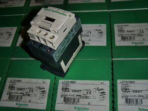 Schneider-Electric-LC1D18BD-Schuetz-24VDC-3-pol-7-5KW-Hilfskontakt-1S-1O