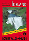 Iceland: Rother Walking Guide by Gabriele Schiesl, Christian Handle (Paperback, 2000)