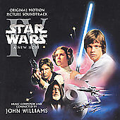 Star Wars Episode Iv A New Hope Original Motion Picture Soundtrack By John Williams Film Composer Cd Sep 2004 2 Discs Sony Music Distribution Usa For Sale Online Ebay