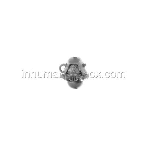 IRO25 TETE CAPUCHE SYDONIAN IRONSTRIDER WARHAMMER 40000 BITZ W40K MECHANICUS 72
