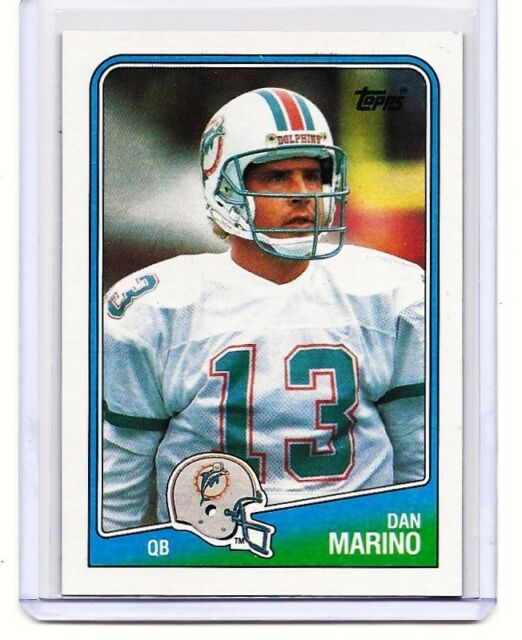 2001 Donruss Elite Dan Marino Miami Dolphins 47 Football Card For Sale Online Ebay