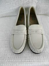 SAS Women's Shoe, 8 S (Slim), Made in USA, San Antonio Shoes, Tripad, Bone Color