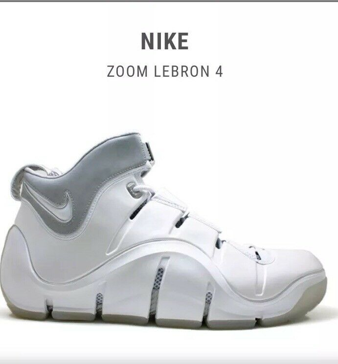 Lebron James Nike Air Zoom IV Sneakers Comfortable The most popular shoes for men and women