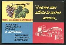 Altavilla Monferrato ( Alessandria ) - Cantina Sociale -  circa anni '50/'60