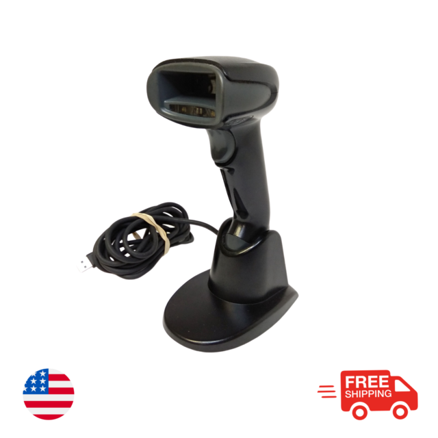 Honeywell Xenon 1900 Corded Barcode Scanner w// USB Cable