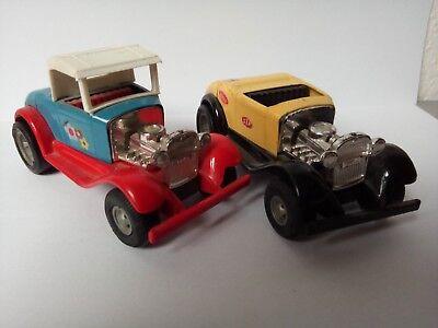 ZuverläSsig Tonka Blechspielzeug Auto Echte Rarität Herausragende Eigenschaften Autos & Lkw