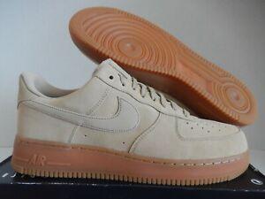 Nike Air Force 1 07 LV8 Suede Mushroom AA1117 200 Soldes