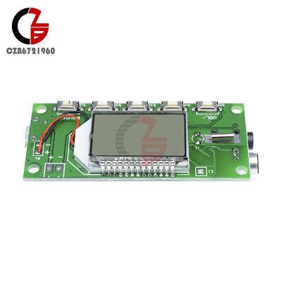 Audio Amplifier Module DSP PLL 87-108MHz Digital Wireless Microphone Stereo FM Transmitter Audio Module Board