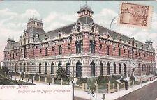 ARGENTINA - Buenos Aires - Edificio de la Aguas Corrientes