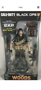 """Frank Woods McFarlane Toys ACTIVISION  CALL of DUTY BL OPS III  7/"""" Action figure"""