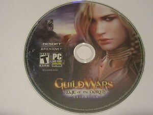 Guild-Wars-Eye-of-the-North-PC-2007-Expansion-Disc-Only
